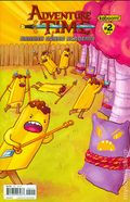Adventure Time Banana Guard Academy (2014 Kaboom) 2B