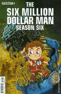Six Million Dollar Man Season 6 (2014 Dynamite) 5B
