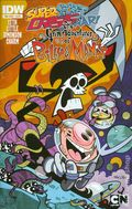Super Secret Crisis War Grim Adventures of Billy and Mandy (2014) 1