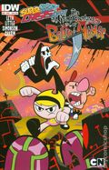 Super Secret Crisis War Grim Adventures of Billy and Mandy (2014) 1SUB