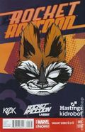 Rocket Raccoon (2014 2nd Series) 1HASTINGSLAB