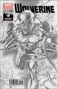 Wolverine (2014 5th Series) 1SCC SKETCH