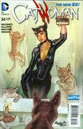 Catwoman (2011 4th Series) 34B