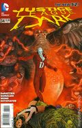 Justice League Dark (2011) 34A