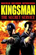 Kingsman The Secret Service HC (2014 Marvel/Icon) Millarworld Edition 1-1ST