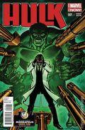 Hulk (2014 2nd Series) 1MCC
