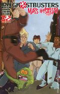 Ghostbusters (2013 IDW) 2nd Series 19SUB