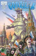 Godzilla Rulers of the Earth (2013 IDW) 15