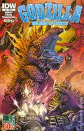 Godzilla Rulers of the Earth (2013 IDW) 15RI
