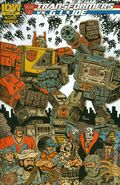 Transformers vs. G.I. Joe (2014 IDW) 2SUB