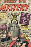 Thor (1962-1996 1st Series) UK Edition 85UK