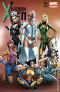 Uncanny X-Men (2013 3rd Series) 8SDCC