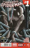 Amazing Spider-Man (2014 3rd Series) 1M B&W
