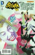 Batman '66 Meets Green Hornet (2014) 4