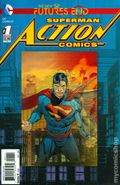 Action Comics Futures End (2014) 1A