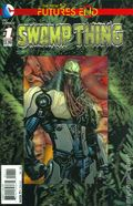 Swamp Thing Future's End (2014) 1A