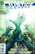 Justice League (2011) 33A