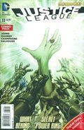 Justice League (2011) 33COMBO