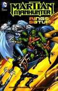 Martian Manhunter Rings of Saturn TPB (2014 DC) 1-1ST