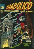 Daredevil (1966 Diabolico) Mexican Series 54