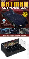 Batman Automobilia: The Definitive Collection of Batman Vehicles (2013 Figurine and Magazine) FIG-42
