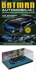 Batman Automobilia: The Definitive Collection of Batman Vehicles (2013 Figurine and Magazine) FIG-43