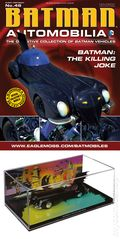 Batman Automobilia: The Definitive Collection of Batman Vehicles (2013 Figurine and Magazine) FIG-46