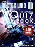 Doctor Who The Official Quiz Book SC (2014 BBC Books) 1-1ST