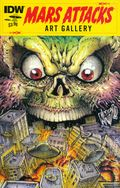 Mars Attacks Art Gallery (2014 IDW) 1