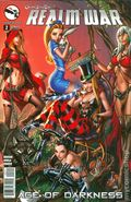 Grimm Fairy Tales Realm War (2014 Zenescope) 2A