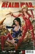 Grimm Fairy Tales Realm War (2014 Zenescope) 2D
