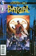 Batgirl Futures End (2014) 1B