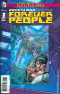 Infinity Man and the Forever People Futures End (2014) 1A