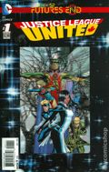 Justice League United Futures End (2014) 1A