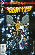 Justice League United Futures End (2014) 1B