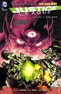 Justice League TPB (2012 DC Comics The New 52) 4-1ST