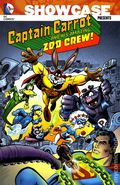 Showcase Presents Captain Carrot and His Amazing Zoo Crew TPB (2014) 1-1ST