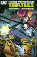 Teenage Mutant Ninja Turtles New Animated Adventures (2013 IDW) 15