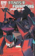 Transformers Primacy (2014 IDW) 2SUB