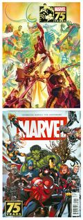 Marvel 75th Anniversary Magazine (2014) 1B