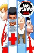 Five Weapons TPB (2013- Image) 2-1ST