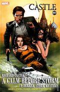 Castle A Calm Before Storm TPB (2014 Marvel) A Derrick Storm Mystery 1-1ST