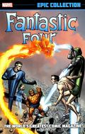 Fantastic Four The World's Greatest Comic Magazine TPB (2014 Marvel) Epic Collection 1-1ST