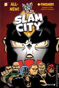 WWE Slam City HC (2014 Papercutz) 1-1ST