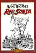 Dynamite Presents: Frank Thorne's Red Sonja HC (2014) Art Edition 1S-1ST