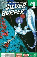 Silver Surfer (2014 5th Series) 1F
