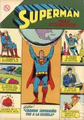Superman Numero Extraordinario (1958) Mexican Series 24