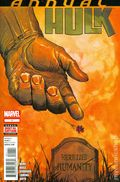 Hulk (2014 2nd Series) Annual 1
