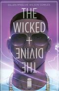 Wicked and Divine (2014) 4A