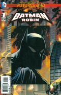 Batman and Robin Futures End (2014) 1A